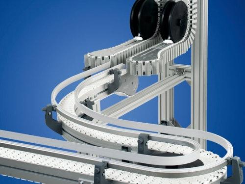 柔性链-垂直提升输送线